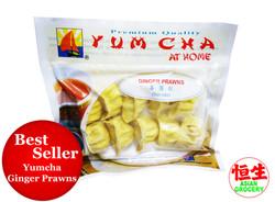 BESTSELLER - Yumcha Ginger Prawns