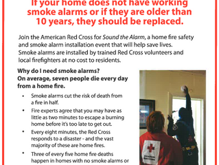 Sound the Alarm / Save a Life