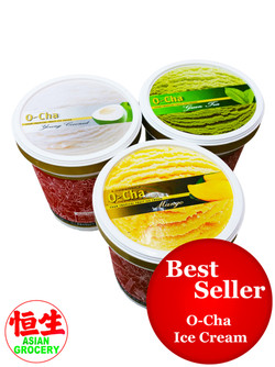 BESTSELLER - O-Cha Ice cream