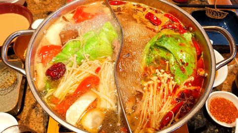 火鍋套餐 Hotpot Menü