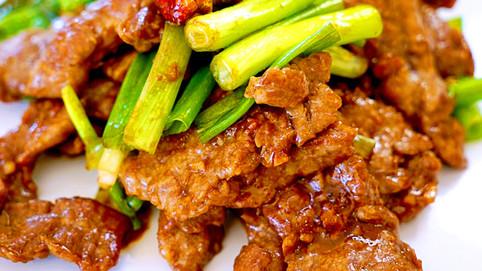 京味牛肉 Peking Rindfleisch