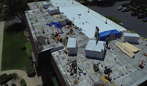 Commercial Roof Tear Off