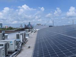 FOURTH& Solar Array