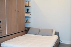 Model Unit 308. ORI System (Bed)