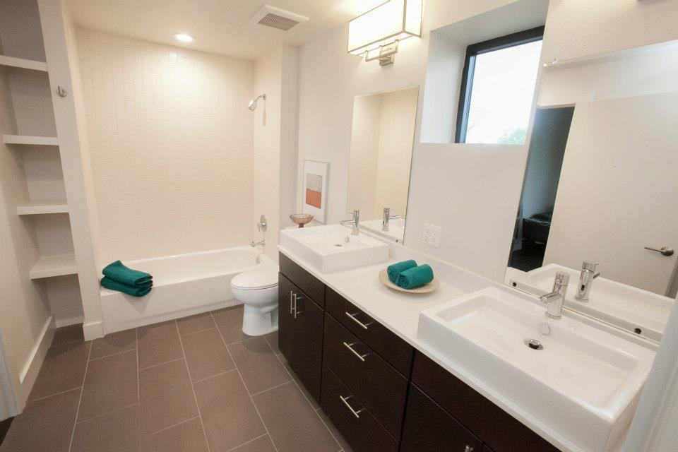 Pease Place Bathroom