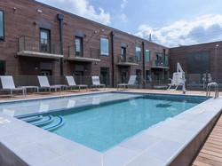 FOURTH& Pool Area