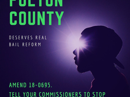 TAKE ACTION TO END CASH BAIL