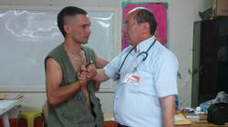 Atención médica en la cárcel