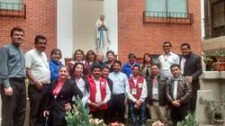 Encuentro interdiocesano en Tunja