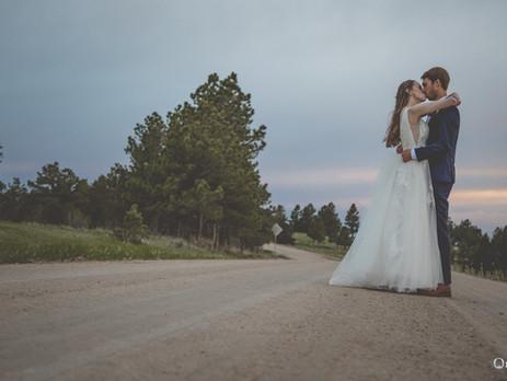 Once Upon a Time Events Wedding | Kiowa, Colorado Wedding