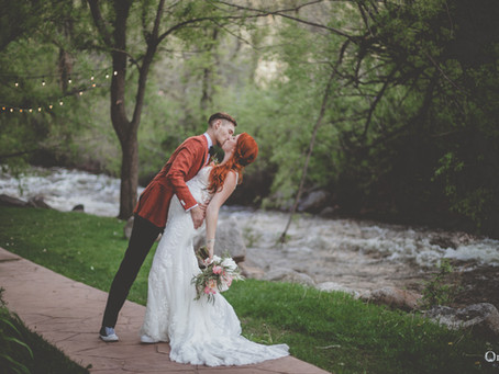 Wedgewood at Boulder Creek Wedding | Boulder, Colorado Wedding