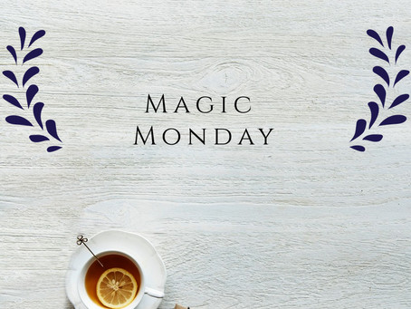 ✨Magic Monday ~ 10/19✨