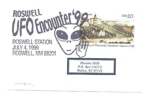 Postcard UX301 20c Bascom Hill, University of Wisc