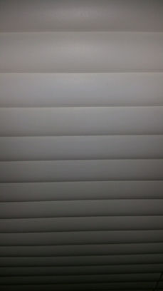 Window Blinds - Before Cleaning