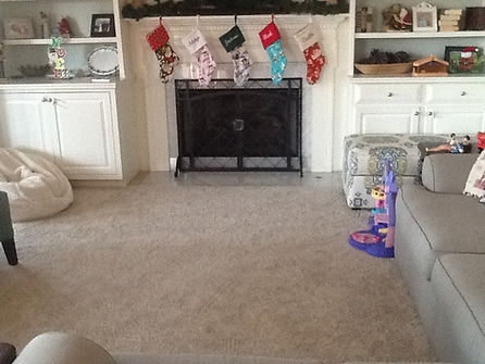 Carpet - Before Cleaning