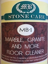 MB-1 is It's Maid Day floor cleaner - The best floor cleaner on the market