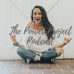 Emily on the Power project podcast