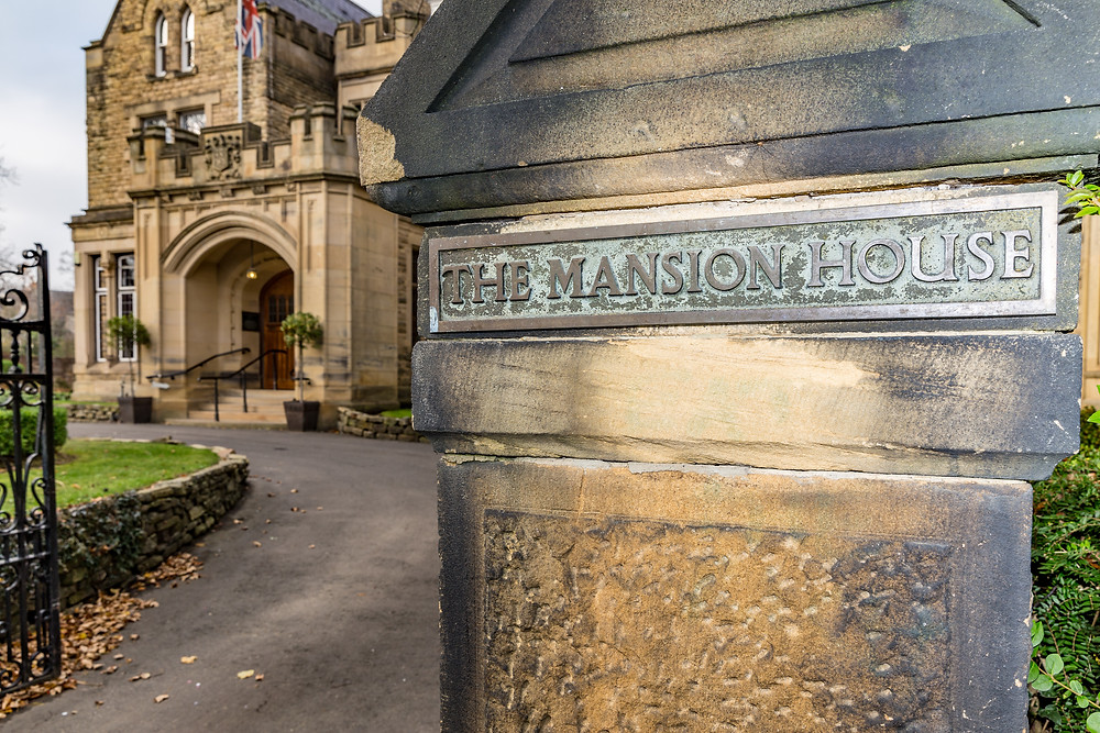 the mansion house newcastle upon tyne wedding picture