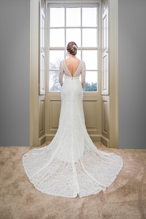 wedding newton hall