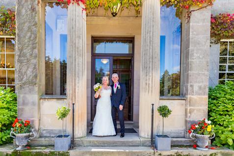 wedding doxford hall hotel