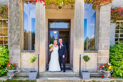 wedding doxford hall hotel