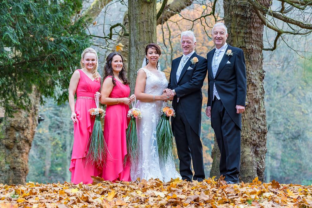 wedding photography jesmond dene