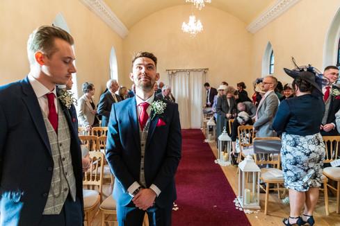 wedding eshott hall