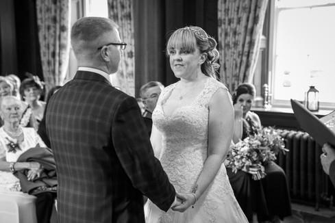 wedding doxford hall