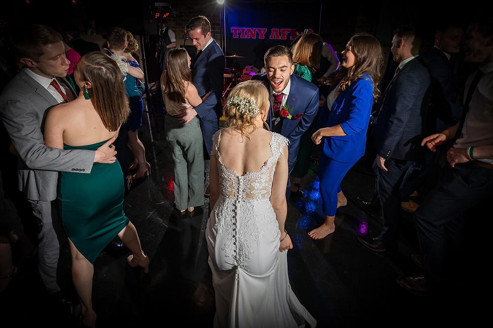 dancing wedding photography grand hotel tynemouth