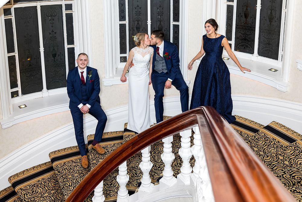 wedding photography grand hotel tynemouth