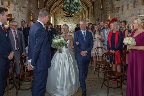 wedding healey barns