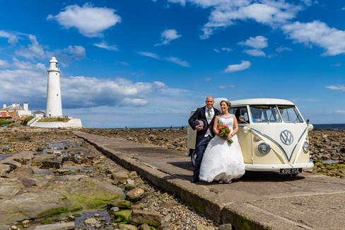 the grand hotel tynemouth st marys lighthouse wedding