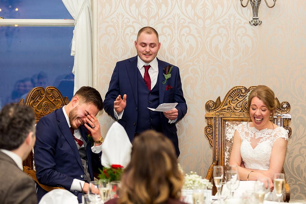 wedding photographer gran hotel tynemouth
