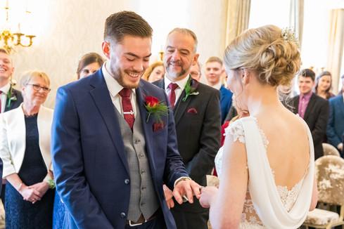 WEDDING THE GRAND HOTEL TYNEMOUTH