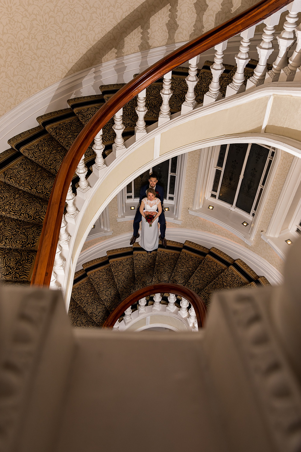 wedding photography picture grand hotel tynemouth
