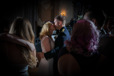 military wedding redworth hall