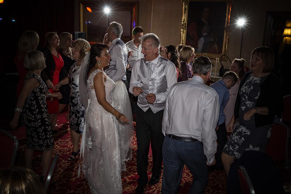 wedding photograper the mansion house newcastle upon tyne north east england