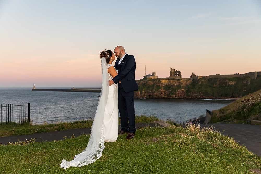 wedding picture the grand hotel tynemouth photograph image