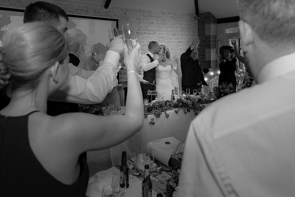 wedding photographer shotton grange