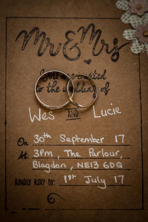 Wes & Lucie Mclean - The Parlour Blagdon
