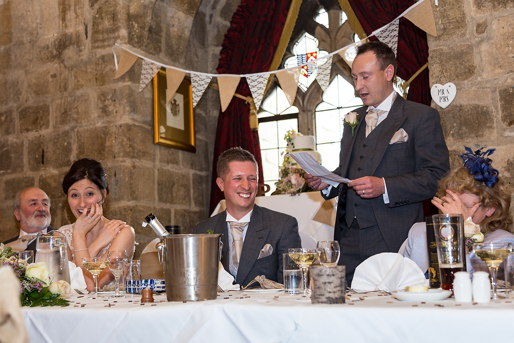 wedding photographer langley castle