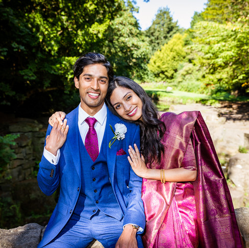 Married during Coronavirus CV19