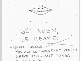 Get Seen & Be Heard