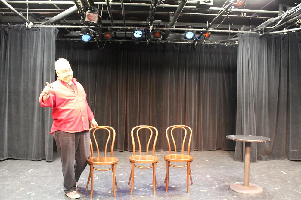 Scotty Watson Improv Workshop