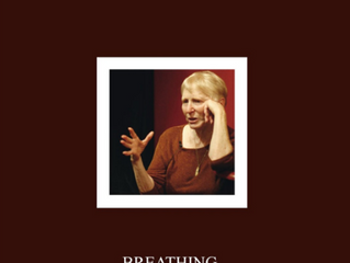 Improv Tip; Breath Is Like Gasoline To The Fire Of Your Emotions