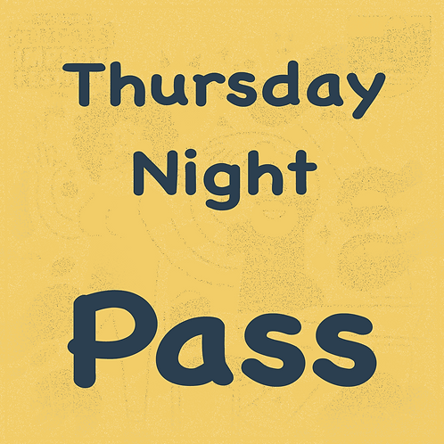 Thursday Night Pass
