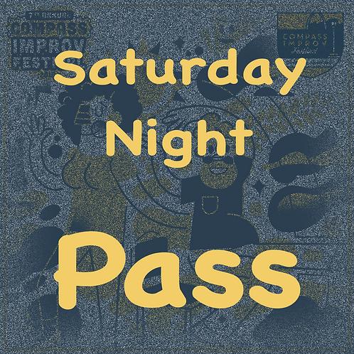 Saturday Night Pass
