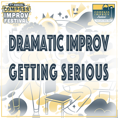 Dramatic Improv: Getting Serious with 3Peat's Shantira Jackson