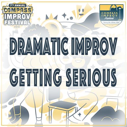 Dramatic Improv: Getting Serious with 3Peat's Shantira Jackson