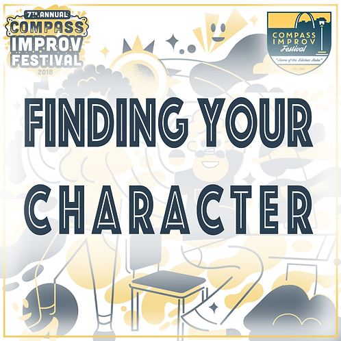 Finding Your Character  with 3Peat's Lisa Beasley